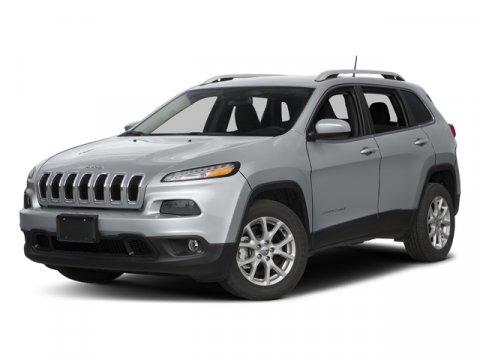 New 2016 Jeep Cherokee