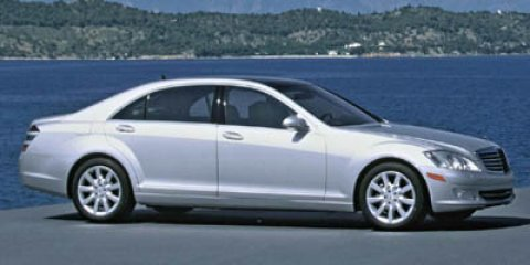 Used 2007 Mercedes-Benz S-Class