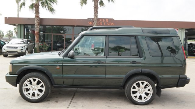 Used 2004 Land Rover Discovery, $14900
