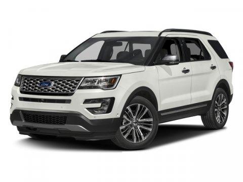 New 2017 Ford Explorer, $54995