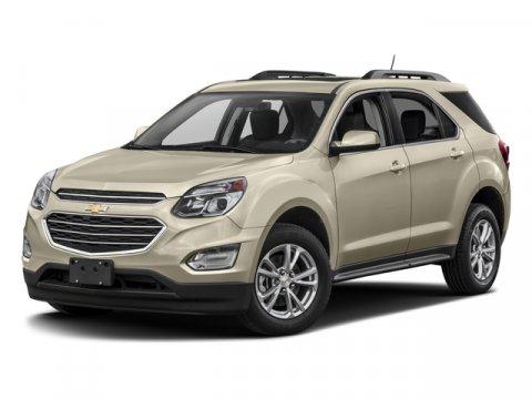 New 2017 Chevrolet Equinox, $34395