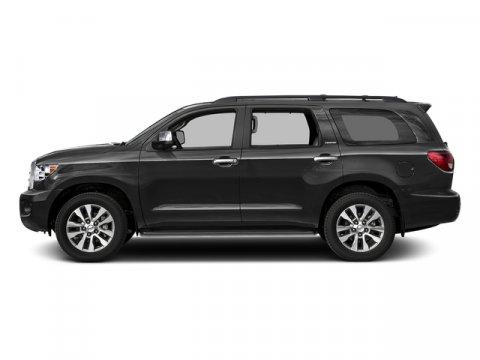 New 2017 Toyota Sequoia, $66945