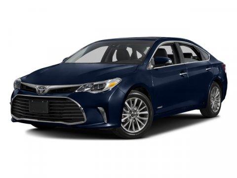 New 2016 Toyota Avalon, $43579