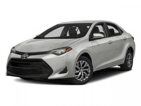 New 2017 Toyota Corolla, $20123