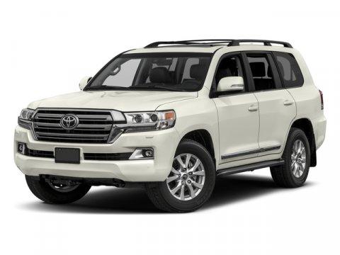 New 2017 Toyota Land Cruiser, $85824