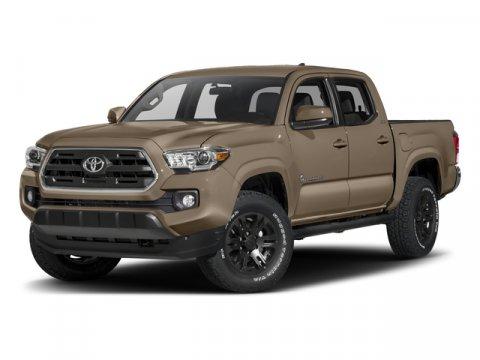 New 2017 Toyota Tacoma, $31818
