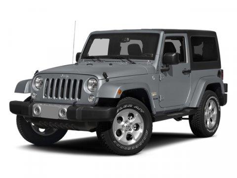 Used 2014 Jeep Wrangler, $24991