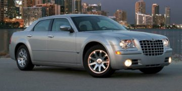 Used 2008 Chrysler 300 4dr Sdn 300 LX RWD