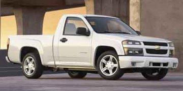 Used 2004 Chevrolet Colorado Reg Cab 111.2 WB 4WD LS Z85