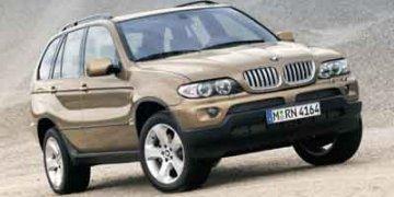 Used 2004 BMW X5 X5 4dr AWD 3.0i