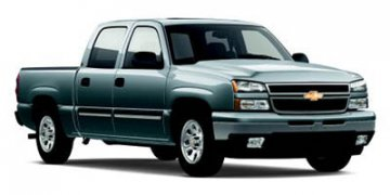Used 2006 Chevrolet Silverado 1500 Crew Cab 143.5 WB 4WD LT2