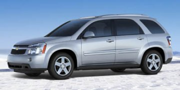 Used 2007 Chevrolet Equinox 2WD 4dr LS