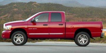 Used 2007 Dodge Ram 1500 SLT