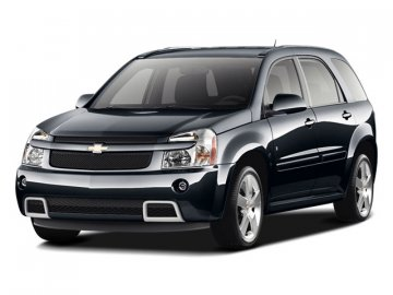 Used 2008 Chevrolet Equinox FWD 4dr LS