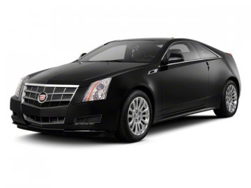 Used 2012 Cadillac CTS Coupe 2dr Cpe Premium RWD