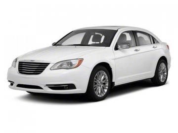 Used 2012 Chrysler 200 4dr Sdn LX