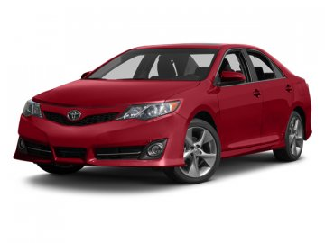Used 2013 Toyota Camry 4dr Sdn I4 Auto LE