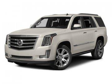 Used 2015 Cadillac Escalade 4WD 4dr Luxury