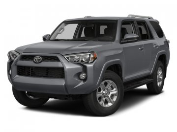 Used 2015 Toyota 4Runner 4WD 4dr V6 Limited