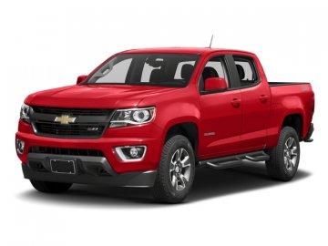 Used 2017 Chevrolet Colorado 4WD Crew Cab 128.3 Z71