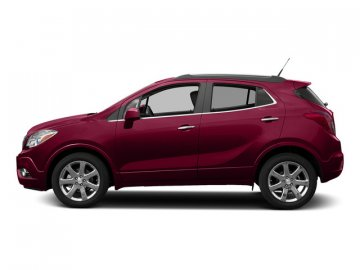 Used 2015 Buick Encore AWD 4dr Convenience
