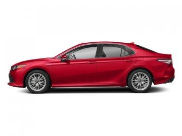 New 2018 Toyota Camry Hybrid LE CVT