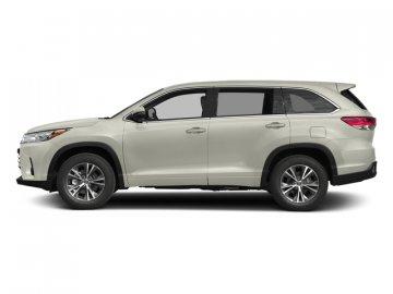 New-2018-Toyota-Highlander-LE-I4-FWD