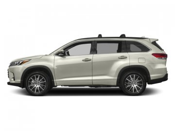 New-2018-Toyota-Highlander-SE-V6-AWD