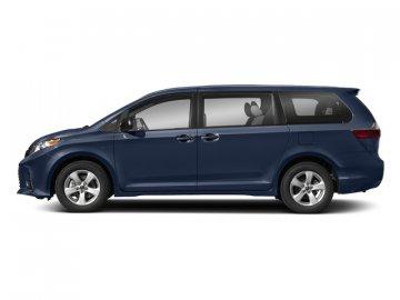 New 2018 Toyota Sienna XLE FWD 8-Passenger