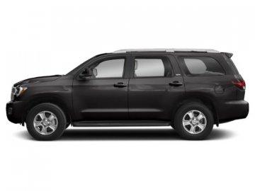 New 2019 Toyota Sequoia Platinum 4WD