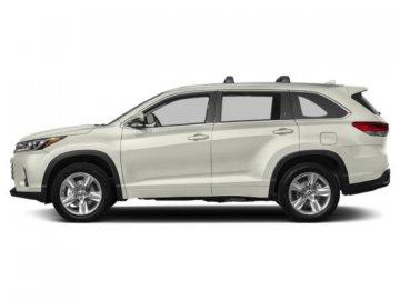 New-2019-Toyota-Highlander-Limited-V6-AWD