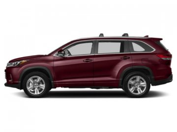 New-2019-Toyota-Highlander-Limited-V6-AWD