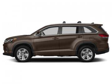 New-2019-Toyota-Highlander-Limited-Platinum-V6-AWD