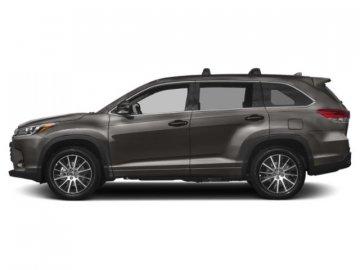 New-2019-Toyota-Highlander-SE-V6-AWD