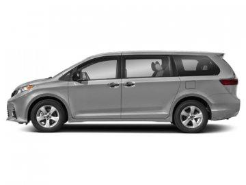 New 2019 Toyota Sienna SE FWD 8-Passenger