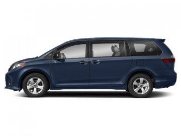 New 2019 Toyota Sienna LE AWD 7-Passenger