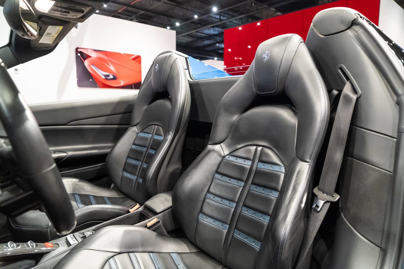 Certified Pre-Owned 2016 Ferrari 488 Spider