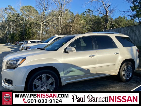 Used 2014 GMC Acadia in Brookhaven, MS