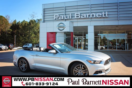 Used 2017 Ford Mustang in Brookhaven, MS