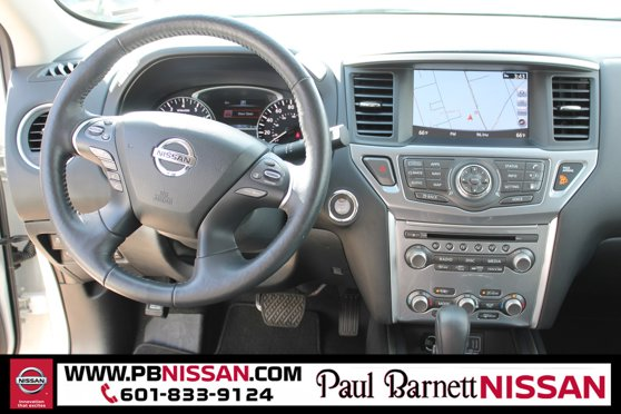Used 2019 Nissan Pathfinder in Brookhaven, MS