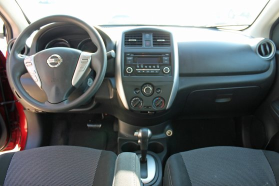 Used 2017 Nissan Versa in Brookhaven, MS