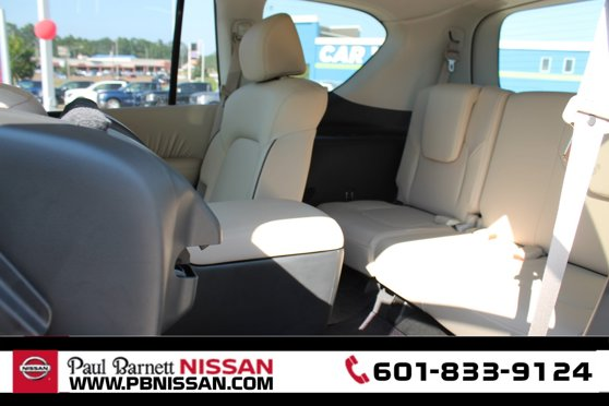 New 2019 Nissan Armada in Brookhaven, MS