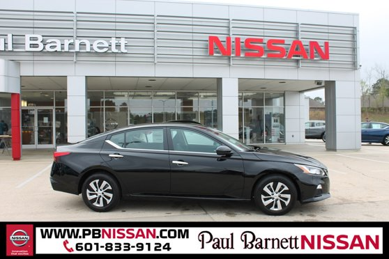 New 2020 Nissan Altima in Brookhaven, MS