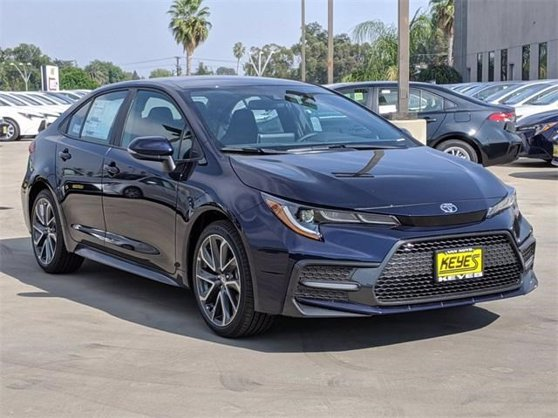 New 2021 Toyota Corolla in Van Nuys, CA