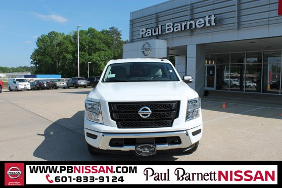 New 2020 Nissan Titan in Brookhaven, MS