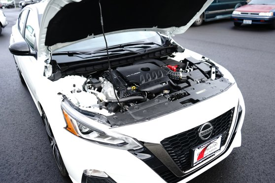New 2021 Nissan Altima in Bellingham, WA