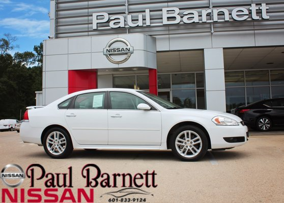 Used 2014 Chevrolet Impala Limited in Brookhaven, MS