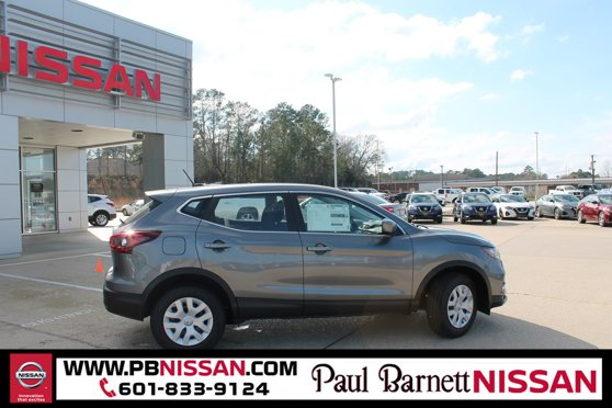 New 2020 Nissan Rogue Sport in Brookhaven, MS