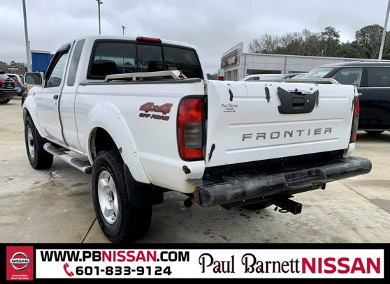 Used 2001 Nissan Frontier 4WD in Brookhaven, MS