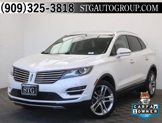 Used Lincoln Mkc Montclair Ca